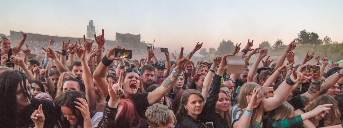 Rock For People 2016, den druhý, fotoreport