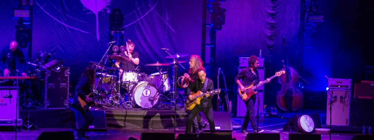 Robert Plant & The Sensational Space Shifters v Plzni