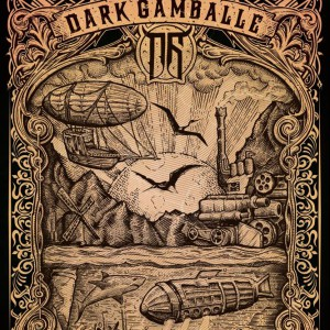 Vychází kniha o kapele Dark Gamballe