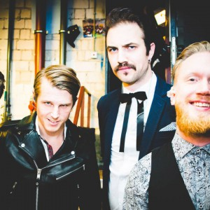 Royal Republic opět roztančí Lucerna Music Bar