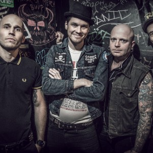 The Fialky: Reedici loňské best of desky ohlašuje videoklip Punk77