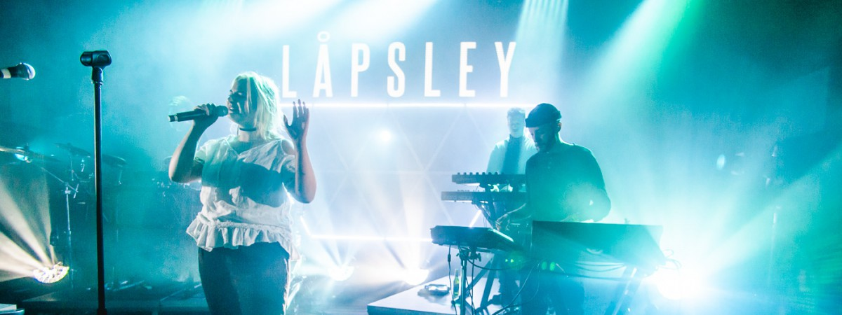 Låpsley, Praha, Lucerna Music Bar, 5.10.2016