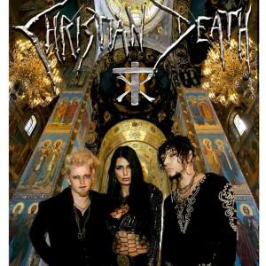 Klub Nová Chmelnice přivítá velké jméno deathrockové scény, americké Christian Death