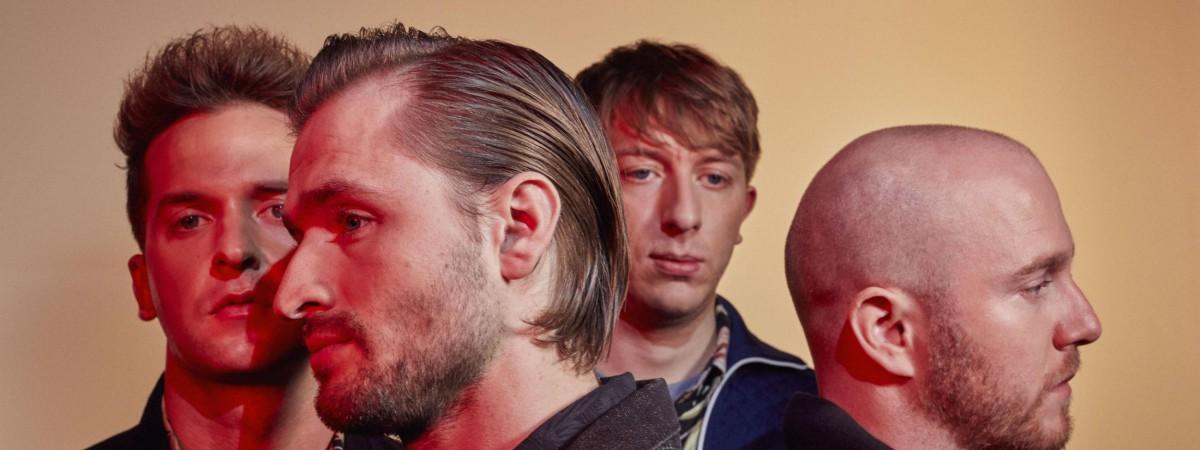Wild Beasts přivezou do Prahy své nové album