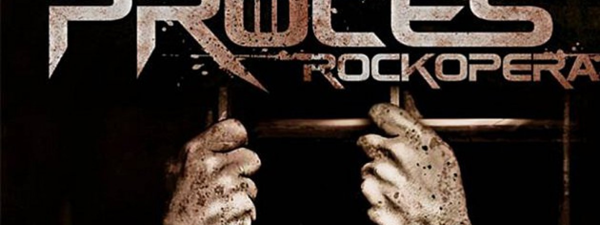 Soutěž o 2 vstupenky na rockovou operu Proces v RockOpeře Praha