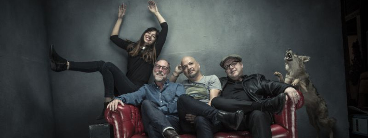 Pixies na turné předskakují FEWS, zahrají i v Praze