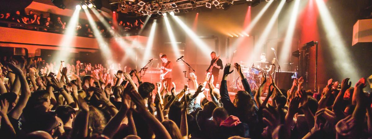 White Lies, Praha, Lucerna Music Bar, 4.11.2016