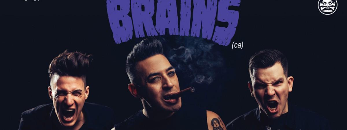 Blíží se návštěva z Montrealu – na strahovskou Sedmičku se chystají The Brains