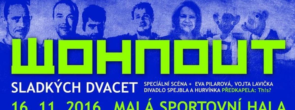 Wohnout slaví 20 let, popřál jim čtyřtisícový dav