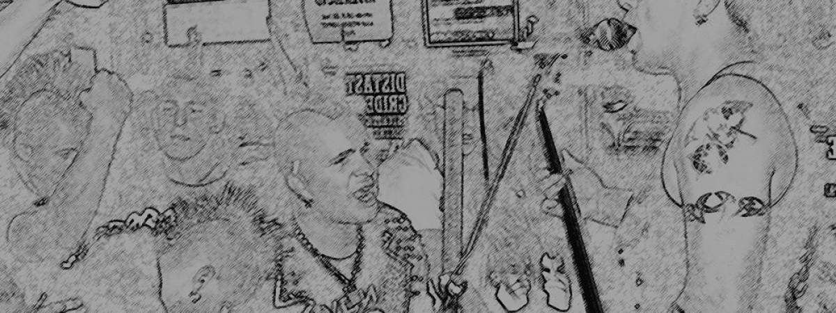 Severočeský punkový legendami opředený soubor Šanov 1 vydává nové album