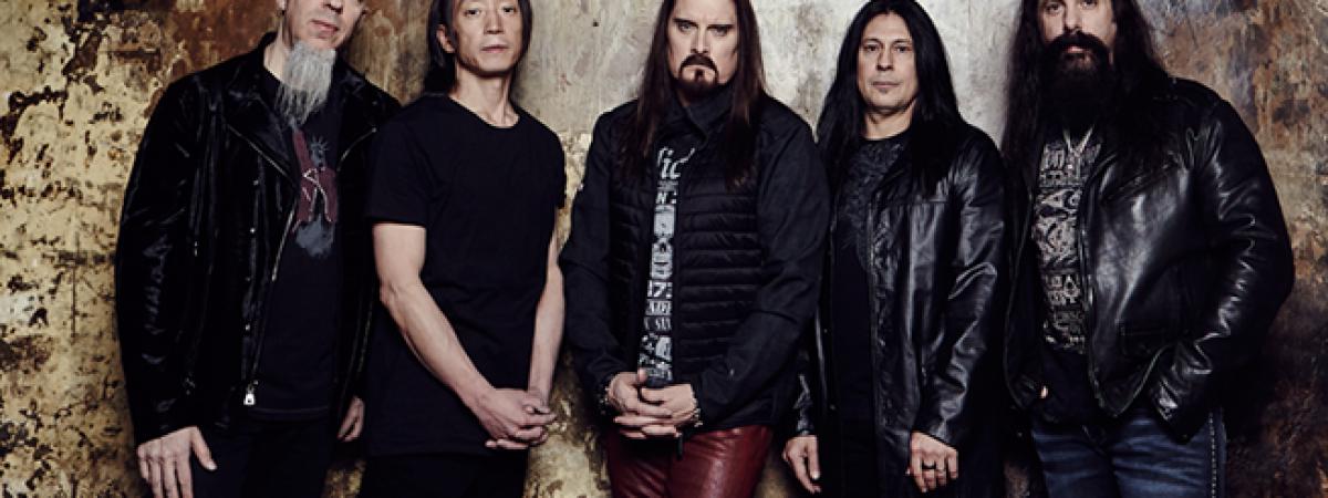 """Americký rockmetalový gigant DREAM THEATER vyráží na evropské turné """"Images, Words & Beyond"""" se zastávkou v Praze"""