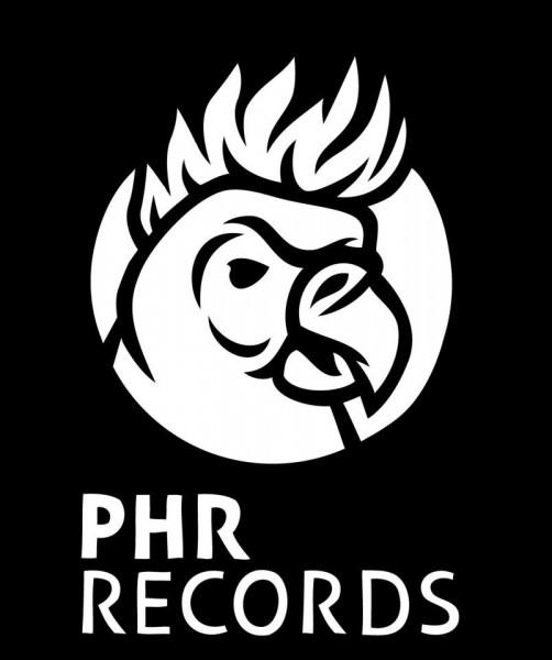 Papagájův hlasatel records - logo