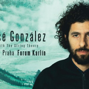 José González předvedl spolu s The String Theory dokonalý koncert