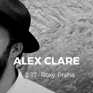 Alex Clare po delší době opět zavítá do Prahy