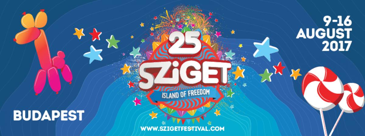 Festival Sziget doplňuje program o Kasabian a dalších 17 jmen