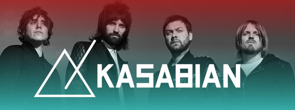Kasabian zažijí na Metronome festivalu svoji pražskou premiéru. Dorazí s novým albem.