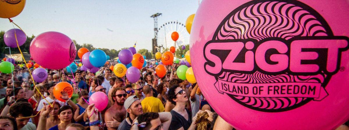 Sziget Festival zveřejňuje prvních 14 jmen jubilejního ročníku.