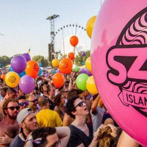Rekordní dvacátý šestý ročník týdenního festivalu Sziget přilákal přes půl miliónu návštěvníků