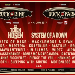 Německý Rock im Park odhaluje první jména!