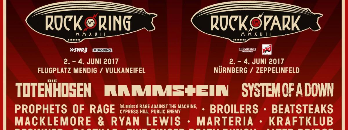 Rock im Park prozrazuje třetího headlinera a další jména!