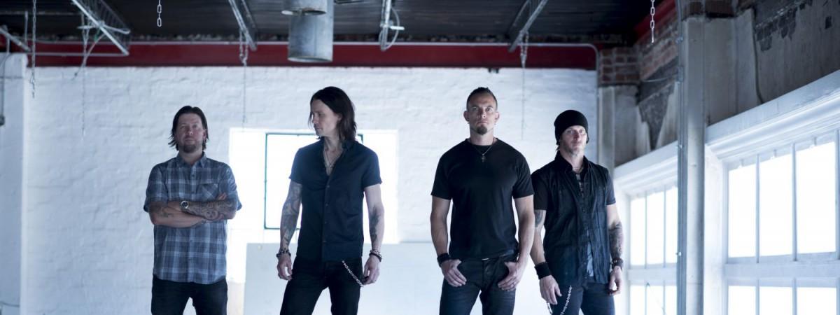 Americký rockový kvarter Alter Bridge potvrdil koncert v České republice, představí se 14. června ve Foru Karlín