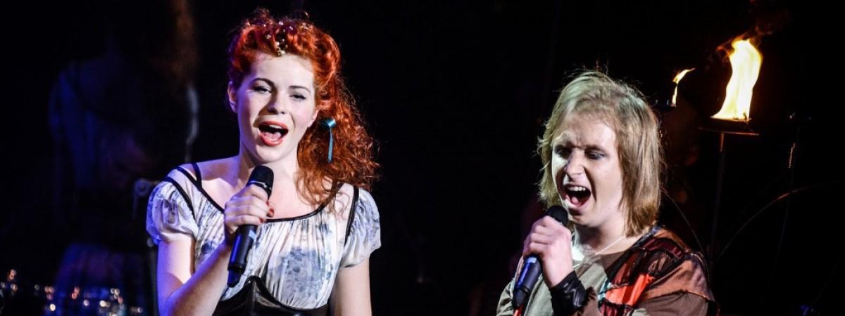 Představení RockOpery Praha navštívilo v loňském roce rekordních více než 12 tisíc diváků
