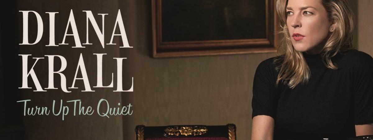 "Diana Krall ohlašuje nové album ""Turn Up The Quiert"""