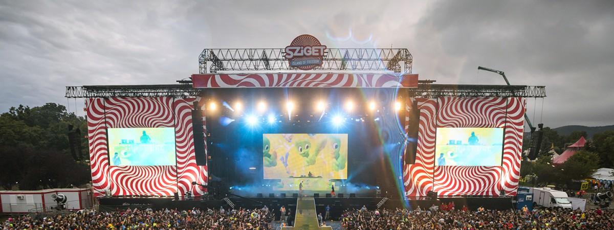 Festival Sziget přidává do programu PJ Harvey a Alt-J. Soutěž pro vytvarníky o 100 000 Euro