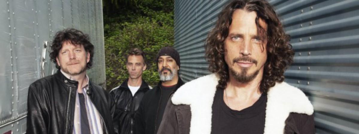 Soundgarden chystají nové album, turné a reedici