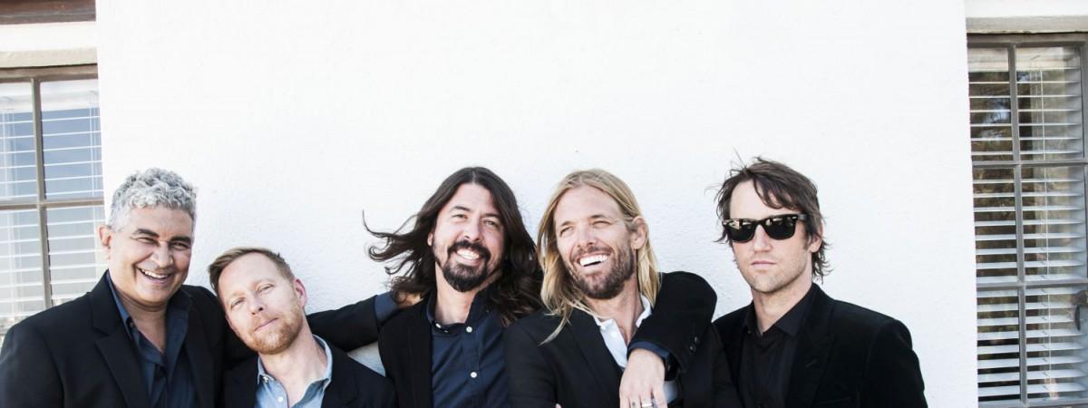 Foo Fighters potvrdili návrat do České republiky