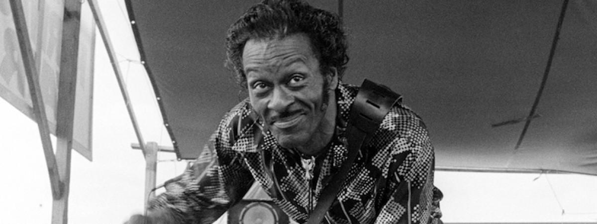 Chuck Berry zemřel v 90 letech