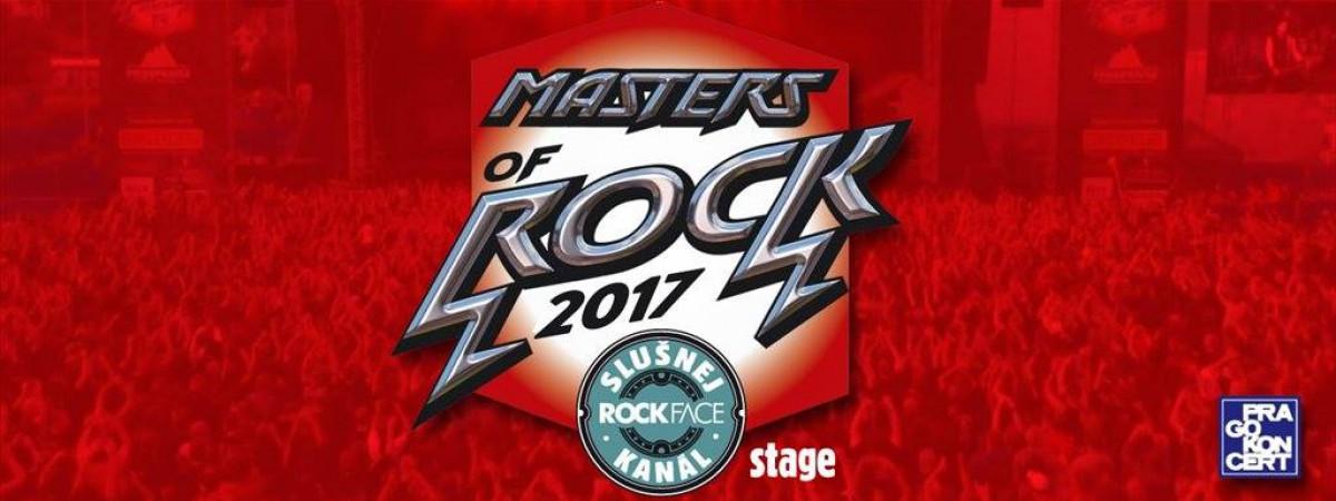 Masters Of Rock oznamuje první kapely na Rock Face Stage