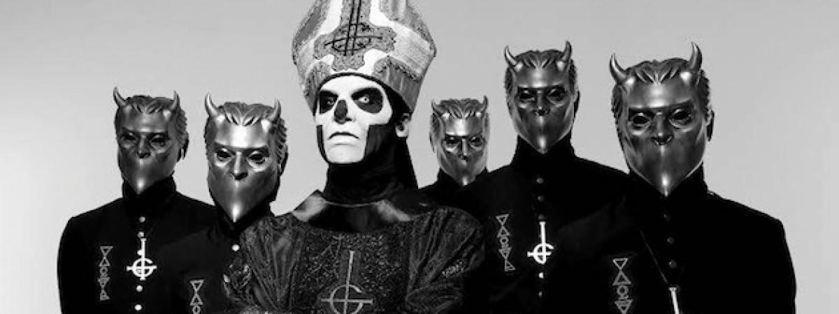 Ghost získali švédskou Grammy