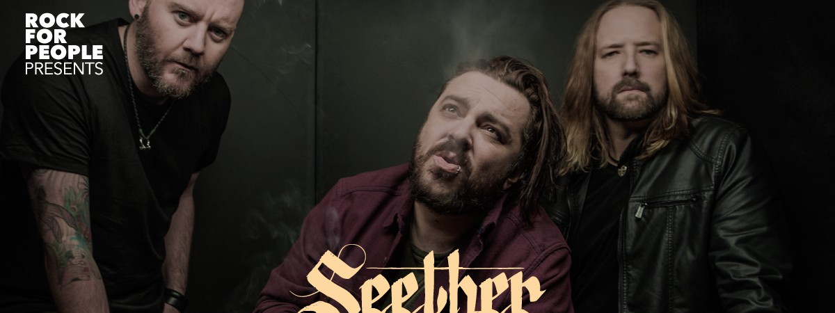 Legenda melodického nu-metalu, jihoafričtí Seether míří s novým albem do Prahy a do Brna