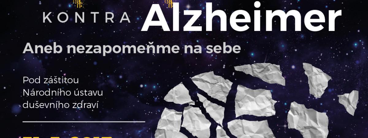 Mrakoplaš kontra Alzheimer 2017, letos spolu s Petrem Jandou z Olympicu