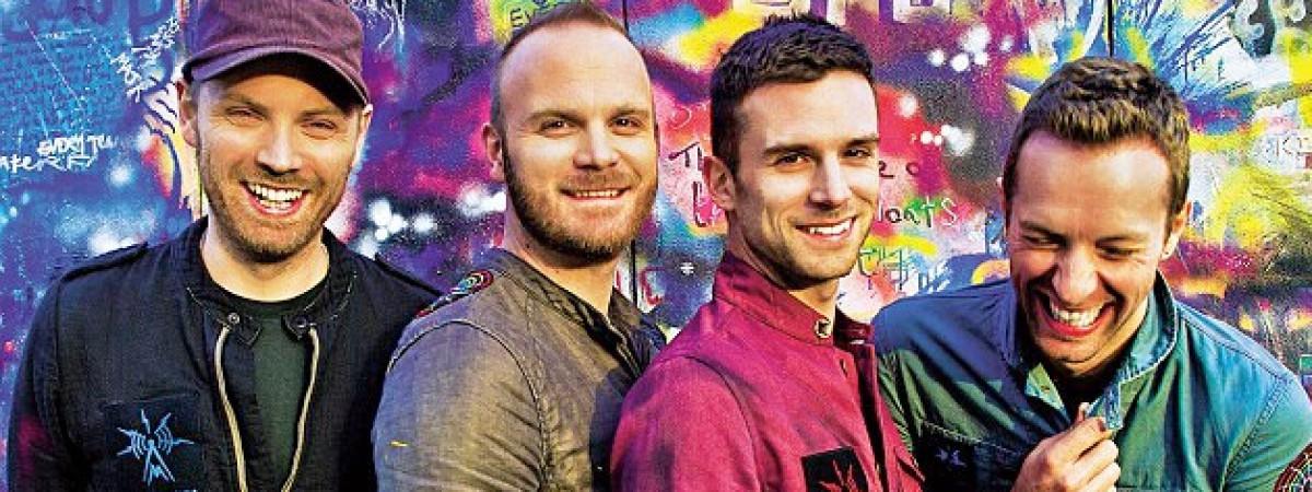Coldplay zveřejnili singl z chystaného EP