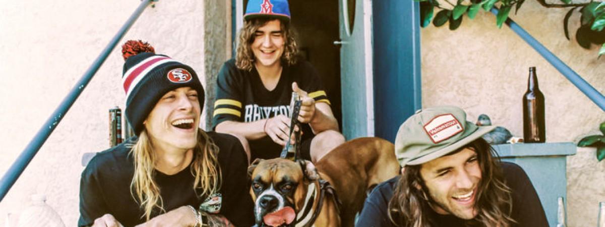 Dune Rats přivezou své druhé album na Sedmičku