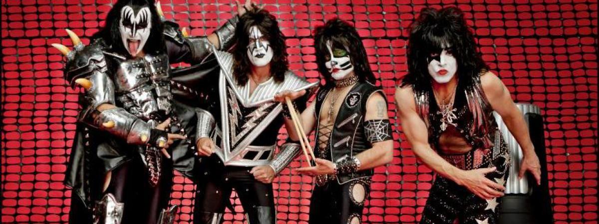 Kiss pohřbívají naděje na nové album a návrat v původní sestavě