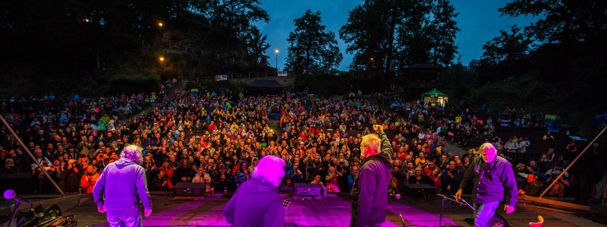 Festival Krásný ztráty Live hlásí druhý ročník