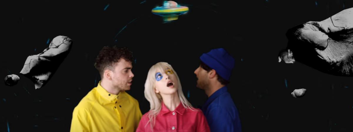 Paramore s novou deskou headlinery Rock for People
