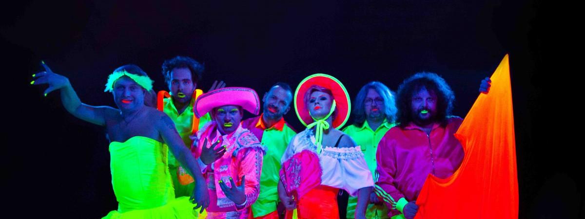 Skupina Monkey Business oslaví na koncertě ve Žlutých lázních 17. narozeniny, 25.5.