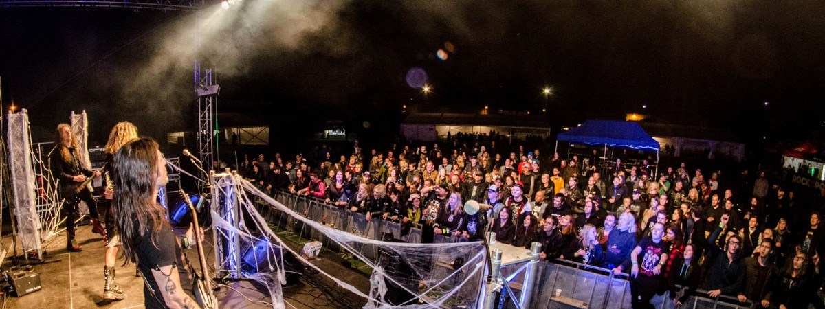 Slušnej Kanál festival a narozeniny Rock & Pop