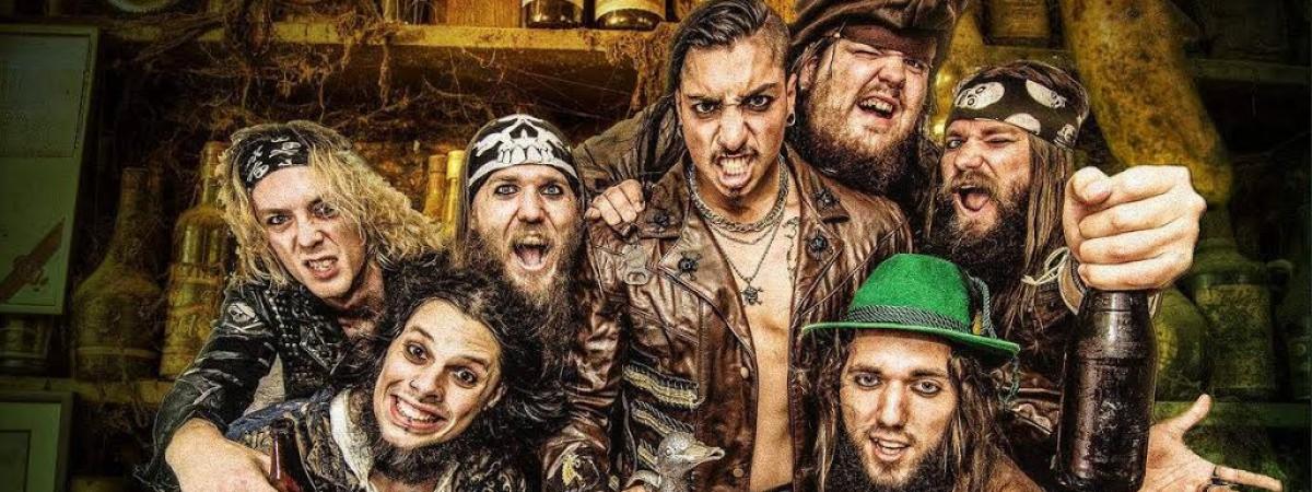 Středoevropská koncertní šňůra australských folkmetalistů Lagerstein se blíží!