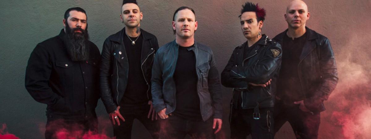 Stone Sour vypustili třetí singl z nadcházejícího alba