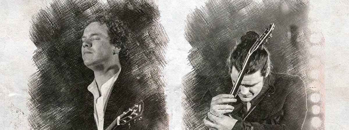Jedinečný akustický koncert Vincenta a Daniela z Anathemy