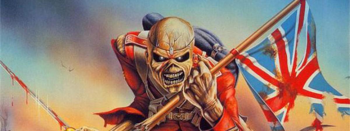 Maskot Iron Maiden má vlastní komiks