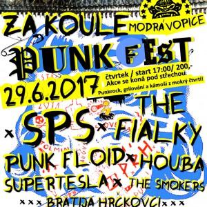 The Fialky zvou novým klipem na tradiční Za Koule Punk fest