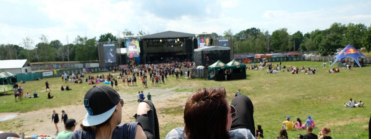 Rock for People – první den
