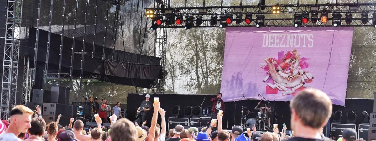 Rock for People – druhý den