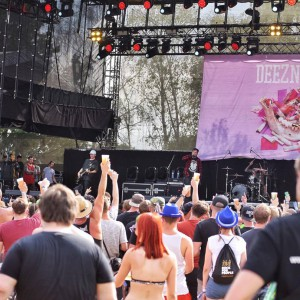 Rock for People – druhý den